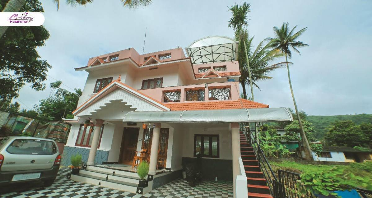Mulberry Homestay, Thekkady, India, top foreign bed & breakfasts in Thekkady
