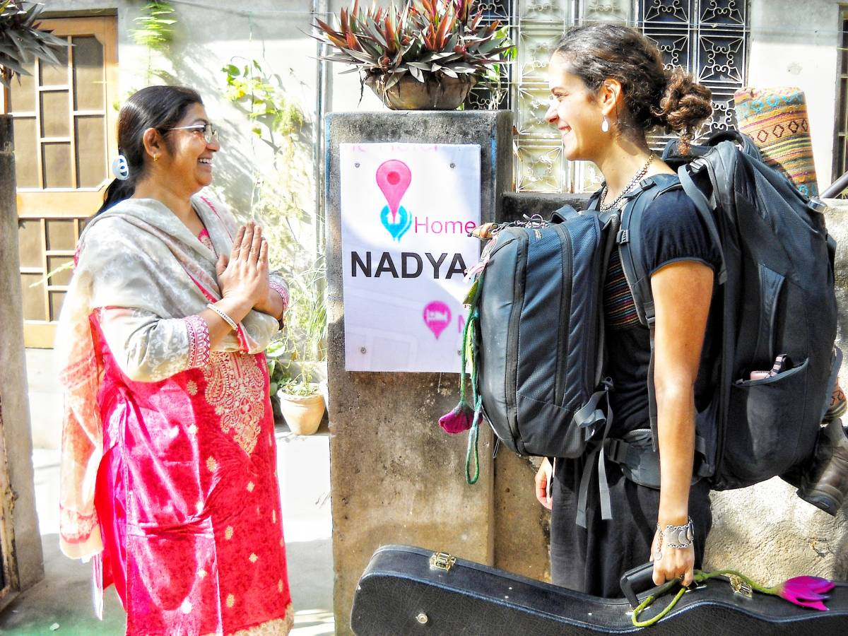 Nadya Homestay, Jaipur, India, find beds and accommodation in Jaipur