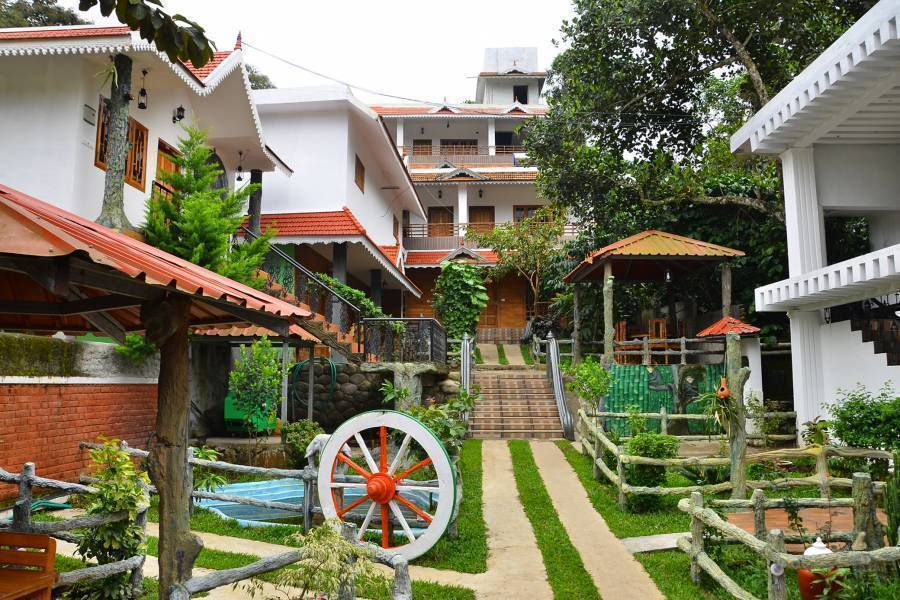 Periyarnest Resort, Thekkady, India, best North American and South American bed & breakfast destinations in Thekkady