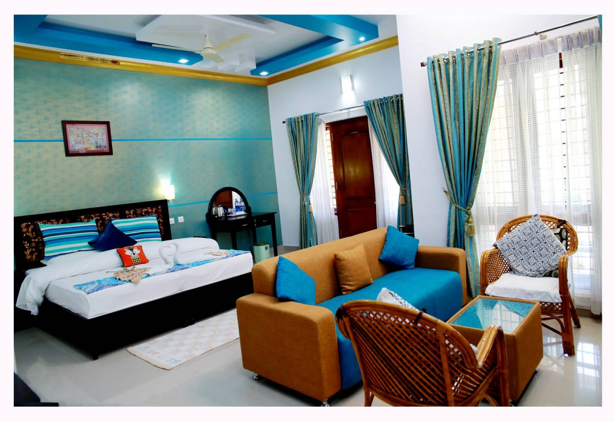 Periyar Villa Home Stay, Thekkady, India, India bed and breakfasts and hotels