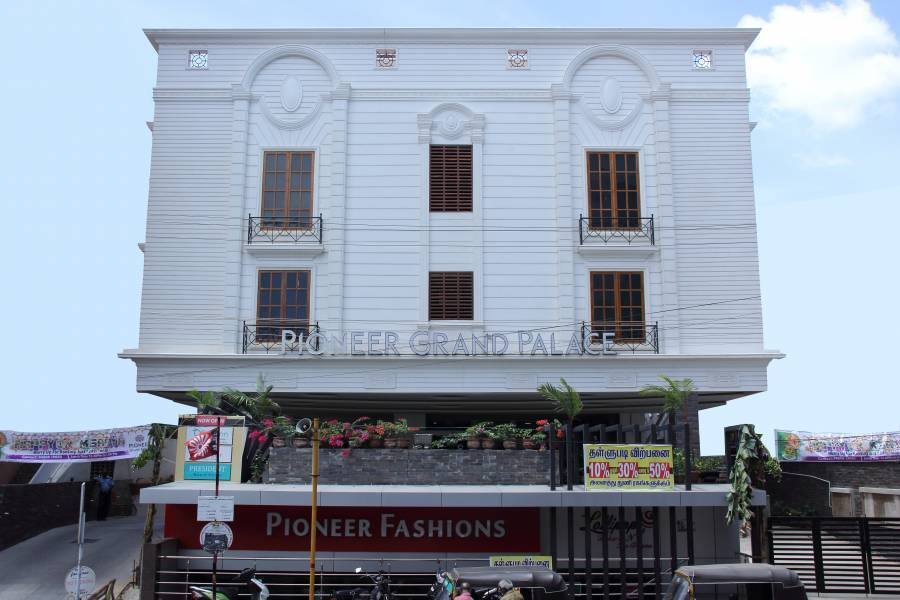 Pioneer Grand Palace, Nagercoil, India, what do you want to see and do?  Explore bed & breakfasts and activities now in Nagercoil
