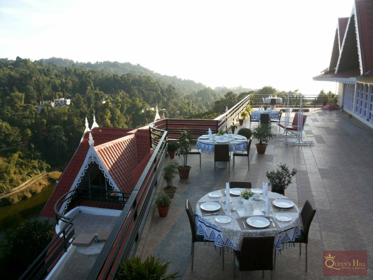 Queen's Hill Hotel and Resort, Mirik, India, India bed and breakfasts and hotels