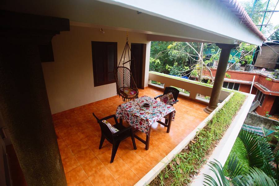 Rainbow, Varkala, India, read reviews from customers who stayed at your bed & breakfast in Varkala