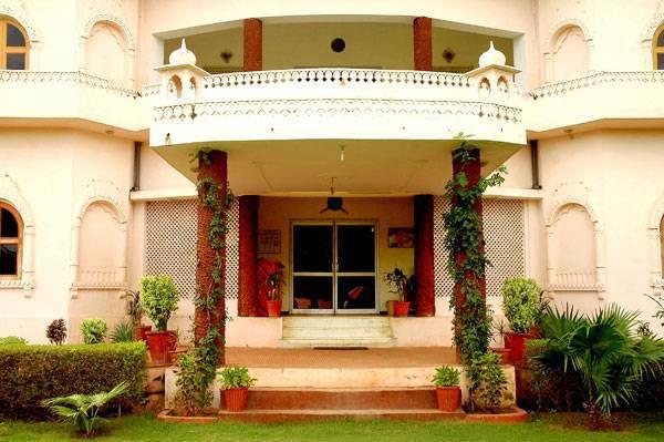 Raj Palace Resort, Sawai Madhopur, India, India bed and breakfasts and hotels