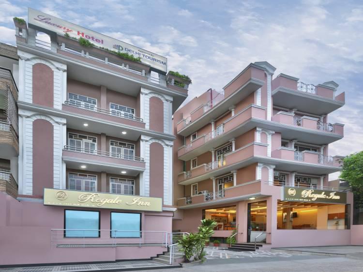 Regale Inn, New Delhi, India, India noćenje i doručak i hoteli