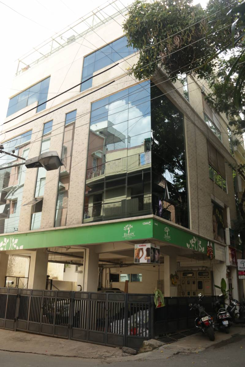 Roots Nest, Bengaluru, India, what is an eco-friendly hostel in Bengaluru