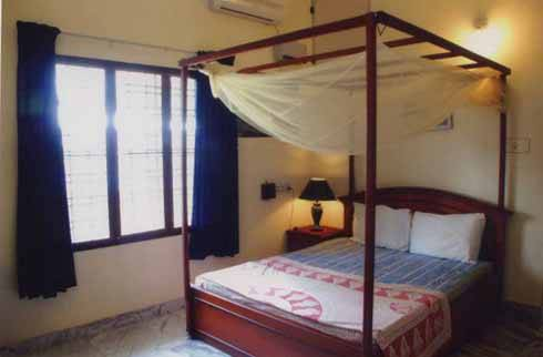 Sajhome, Cochin, India, low cost hostels in Cochin