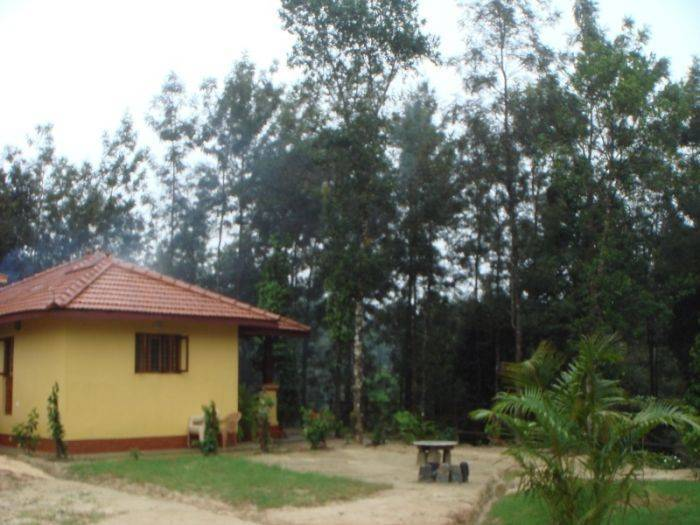 Silver Brook Estate, Madikeri, India, India bed and breakfasts and hotels