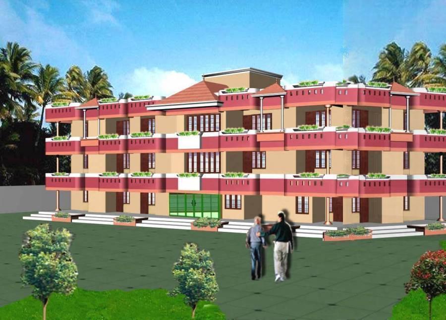 The Haiwa Beach Residency, Varkala, India, India noćenje i doručak i hoteli
