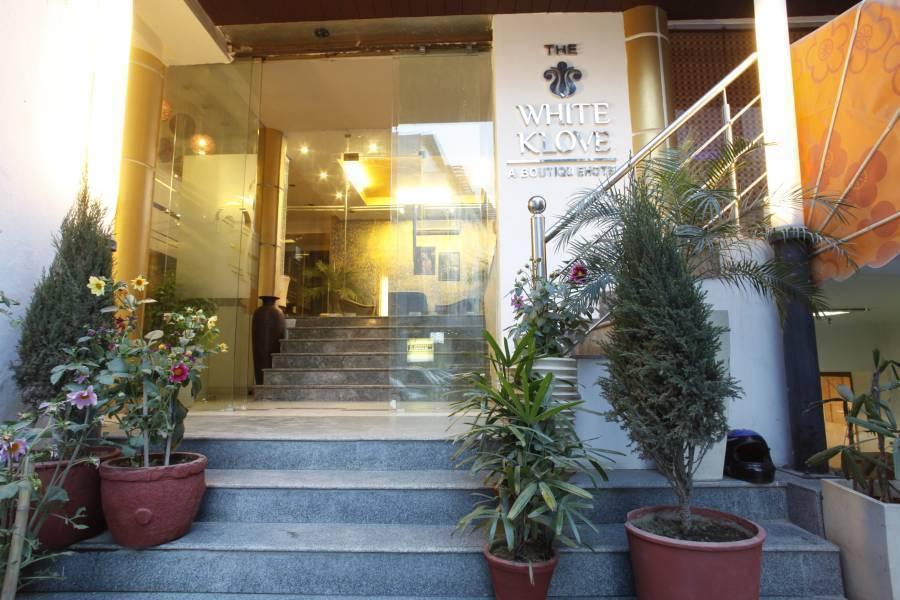 The White Klove, New Delhi, India, India noćenje i doručak i hoteli