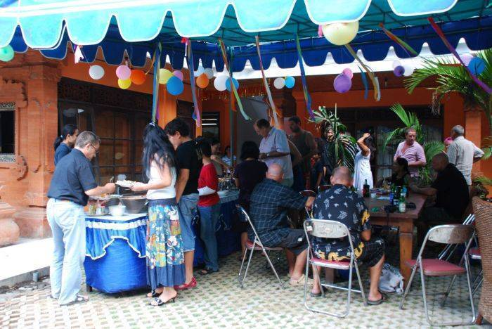 Bali Senia Hotel, Sanur, Indonesia, preferred travel site for hostels in Sanur
