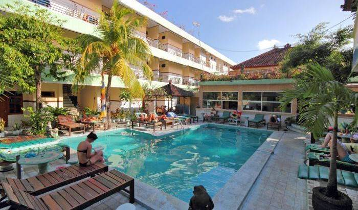 Sayang Maha Mertha Hotel - Get cheap hostel rates and check availability in Kuta 13 photos