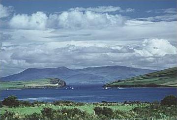Cill Bhreac House, Dingle, Ireland, Ireland noćenje i doručak i hoteli
