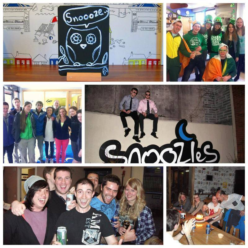 Snoozles Tourist Hostel, Galway, Ireland, Ireland bed and breakfasts and hotels