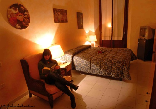 Albergo Lombardi, Florence, Italy, first-rate travel and hostels in Florence