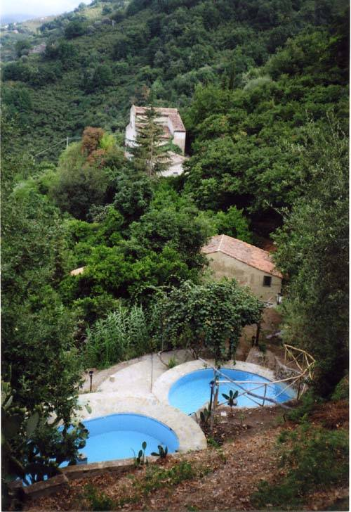 Antico Casale di Lisycon Farmhouse, Sant'Angelo di Brolo, Italy, preferred site for booking vacations in Sant'Angelo di Brolo