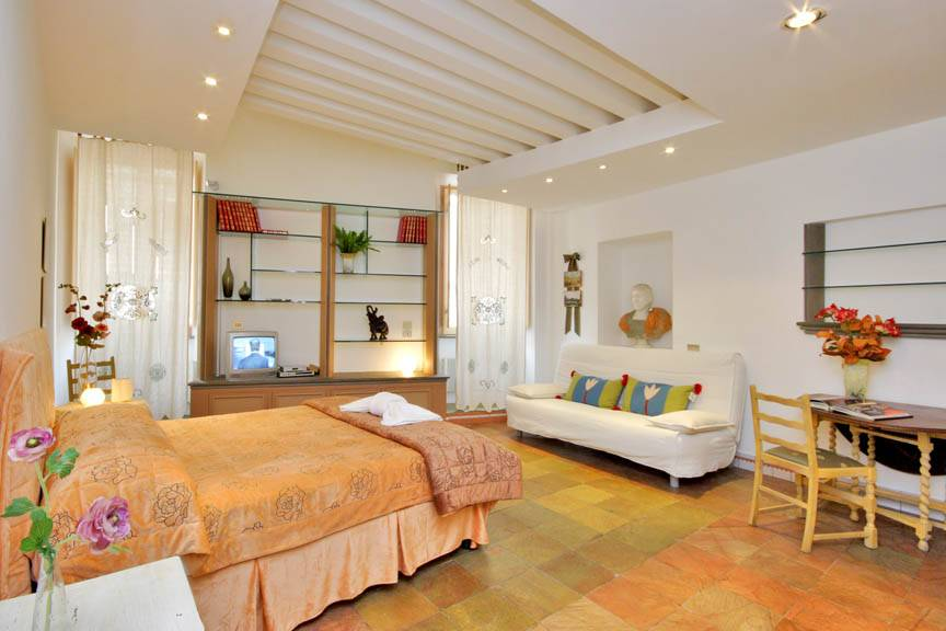Apartment Angel's House, Rome, Italy, hostels with the best beds for sleep in Rome