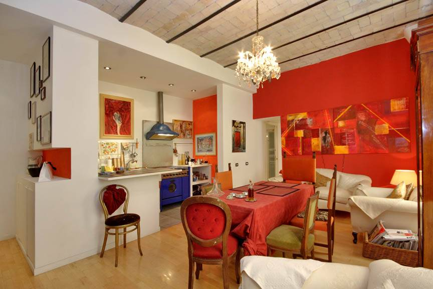 Apartment Vespucci, Rome, Italy, Italy hostels and hotels