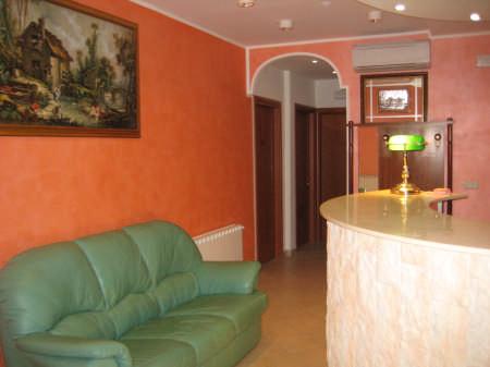 Arco Romana Hotel, Milan, Italy, Italy hostels and hotels