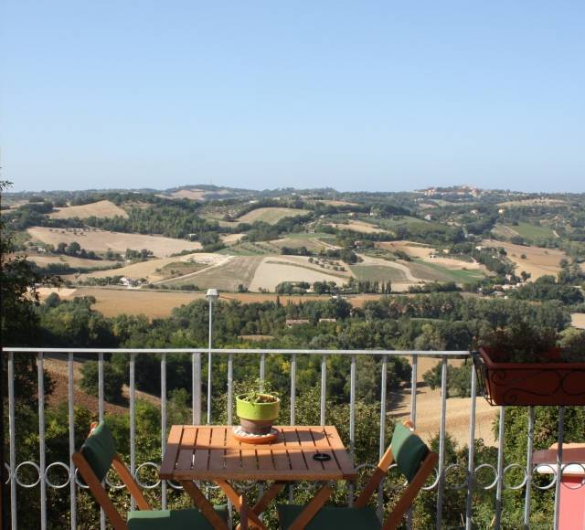 B and B Terrazza In Collina, Fano, Italy, Italy bed and breakfasts and hotels