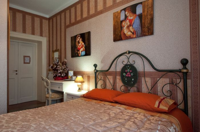 BB Art Domus Reale, Rome, Italy, best luxury bed & breakfasts in Rome