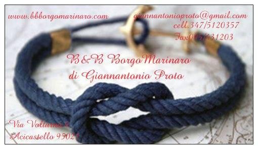 BB Borgo Marinaro, Aci Castello, Italy, Italy bed and breakfasts and hotels