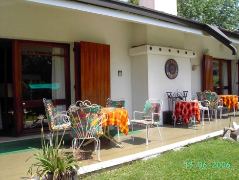 Bed and Breakfast Villa Angelina, Treviso, Italy, hostels for world travelers in Treviso