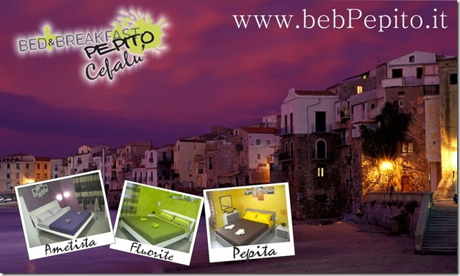 BnB Pepito Cefalu, Cefalu, Italy, Italy cama y desayuno y hoteles