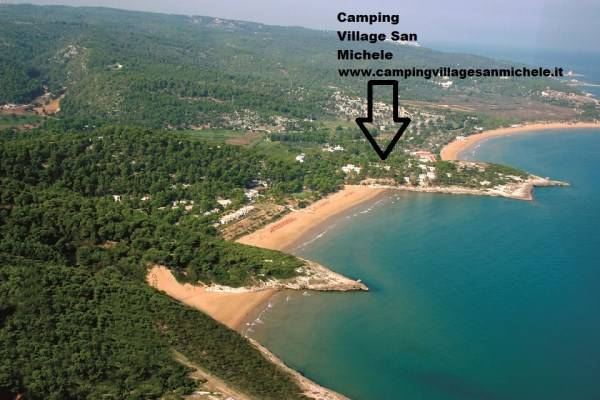 Camping Village Residence San Michele, Vieste, Italy, Italy hostels and hotels