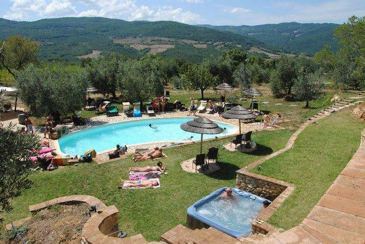 Castle Of Bucignano, Castelnuovo di Val di Cecina, Italy, Italy bed and breakfasts and hotels