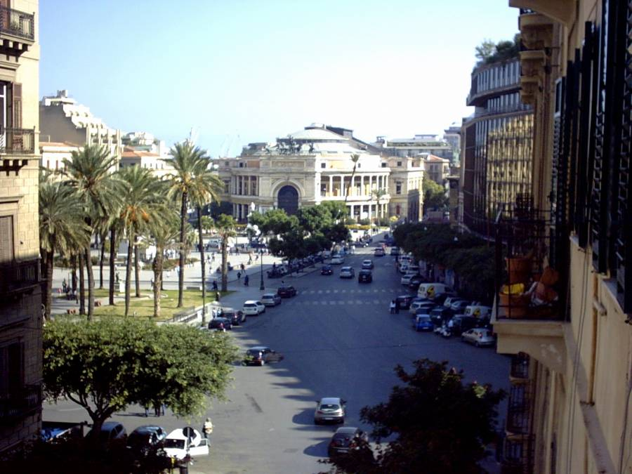 Center City, Palermo, Italy, Italy hostels and hotels