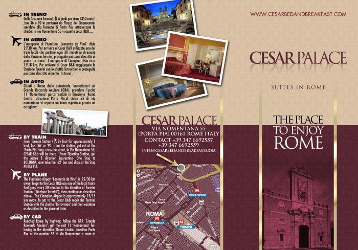 Cesar Palace, Rome, Italy, Italy giường ngủ và bữa ăn sáng và khách sạn