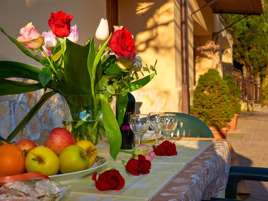 Country House Villa Pietro Romano, Castel Madama, Italy, Italy bed and breakfasts and hotels