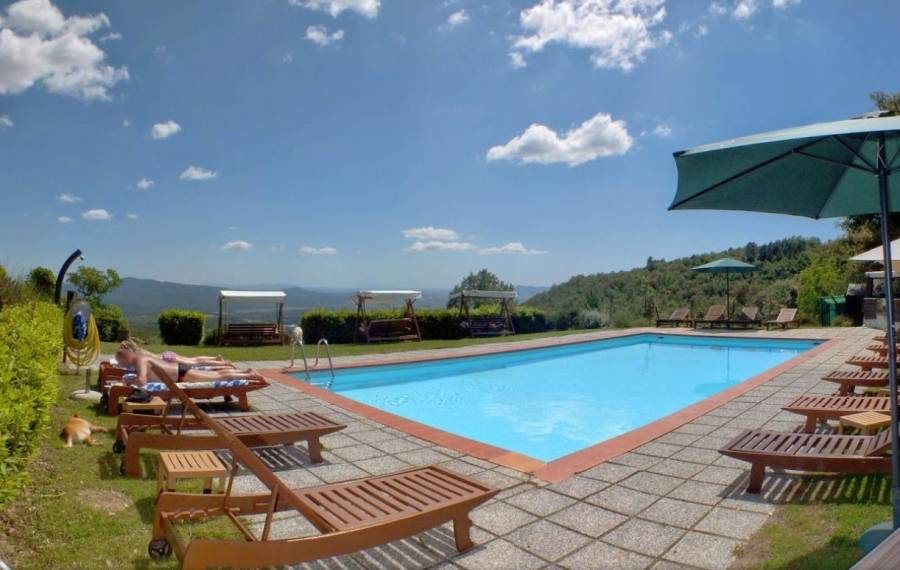 Country Inn Casa Mazzoni, Roccastrada, Italy, how to spend a holiday vacation in a bed & breakfast in Roccastrada