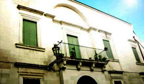 B and B San Matteo, bed & breakfasts and hotels for sharing a room in Poggiardo, Italy 7 photos