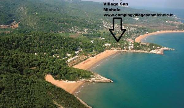 Camping Village Residence San Michele - Get cheap hostel rates and check availability in Vieste 1 photo