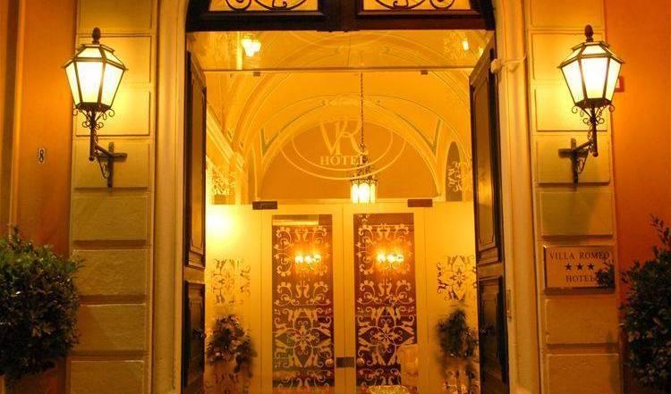 Hotel Villa Romeo -  Catania 11 photos
