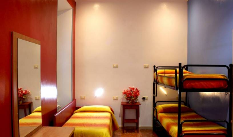 Legends Hostel - Search available rooms and beds for hostel and hotel reservations in Rome 3 photos