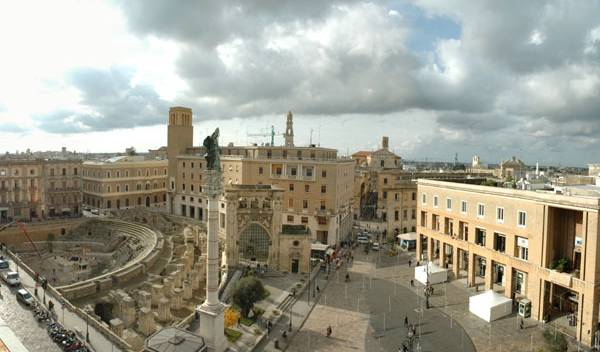 Piazza Sant'Oronzo Bed And Breakfast - Get cheap hostel rates and check availability in Lecce 1 photo