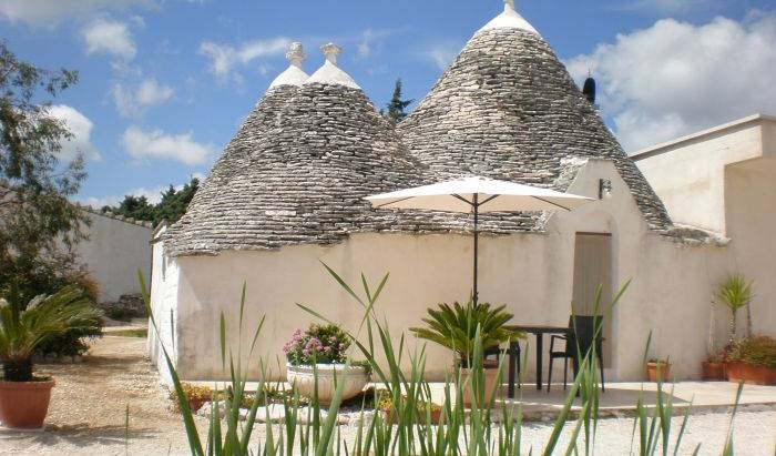 Trullicolarossa -  Alberobello, today's bed & breakfast deals 21 photos