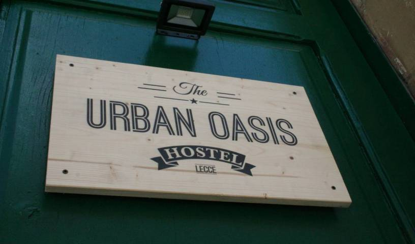 Urban Oasis Hostel - Get cheap hostel rates and check availability in Lecce 11 photos