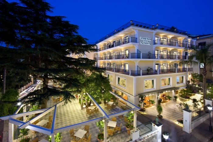 Grand Hotel La Favorita, Sorrento, Italy, Italy bed and breakfasts and hotels