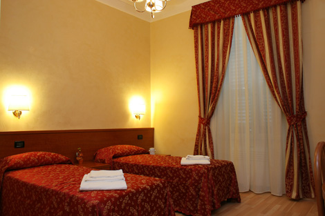 Holiday Paradise Roma B and B, Rome, Italy, book summer vacations, and have a better experience in Rome