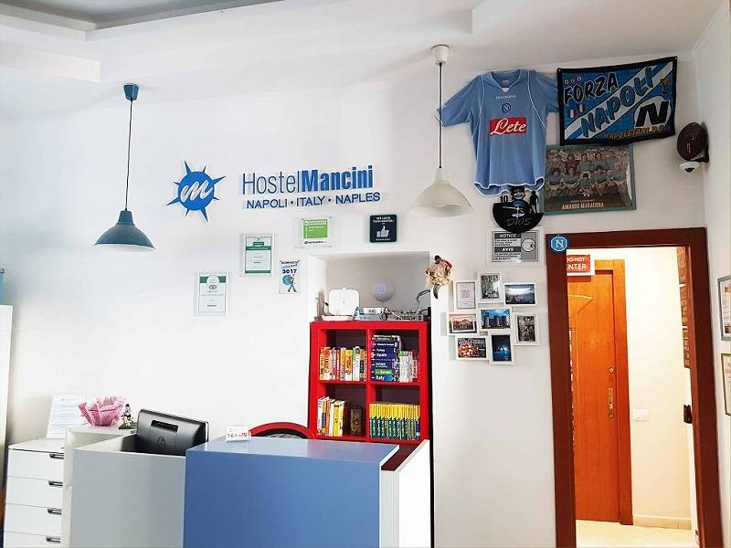 Hostel Mancini, Napoli, Italy, Italy bed and breakfasts and hotels