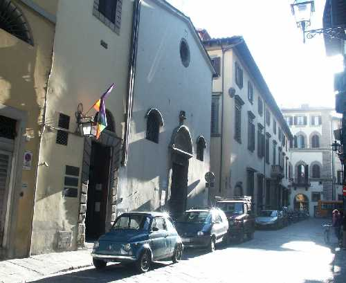 Hostel Santa Monaca, Florence, Italy, find hostels with restaurants and breakfast in Florence