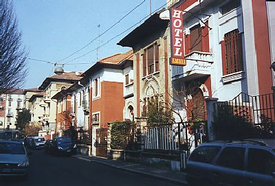 Hotel Ambra, Milan, Italy, Italy hostels and hotels