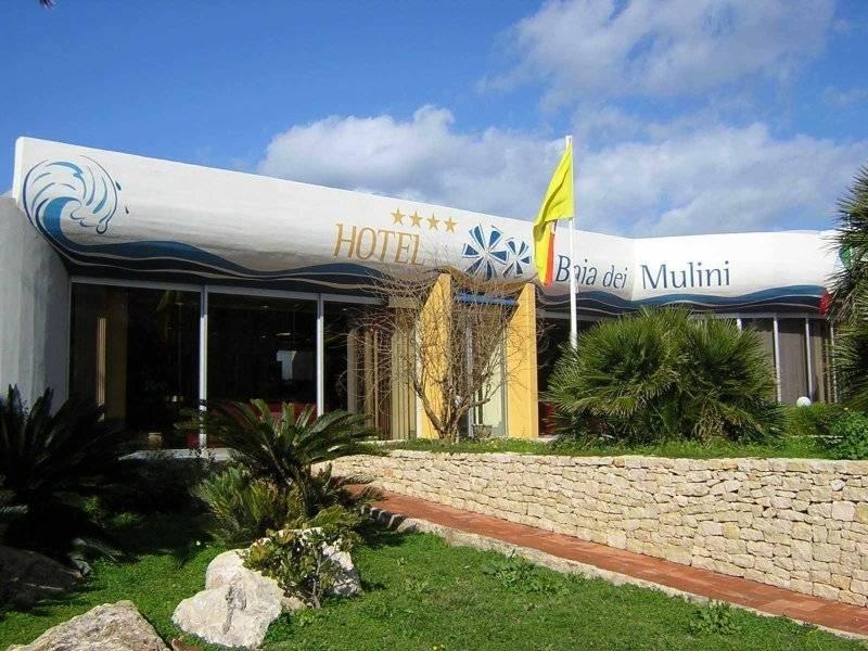 Hotel Baia Dei Mulini, Trapani, Italy, Italy hostels and hotels