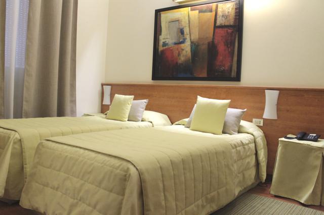 Hotel Bernina, Milan, Italy, Italy hostels and hotels