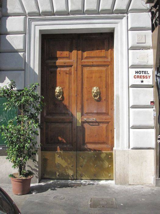 Hotel Cressy, Rome, Italy, Italy hostels and hotels