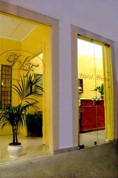Hotel Fiorita, Florence, Italy, Italy hostels and hotels